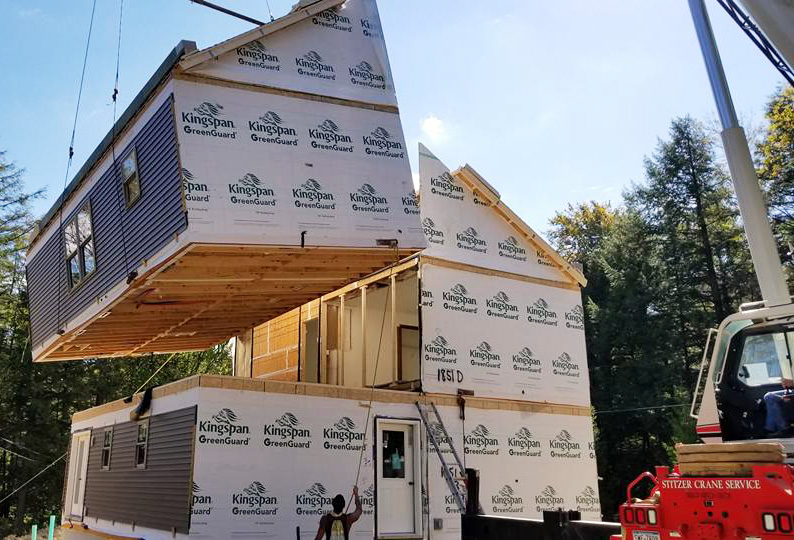 Windfall Custom Modular Homes LLC - Modular Home Construction