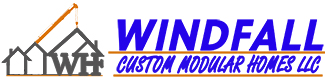 Windfall Custom Modular Homes LLC Logo